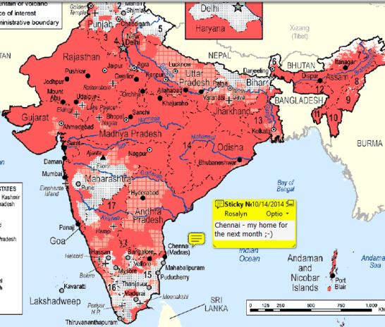 Maleria India